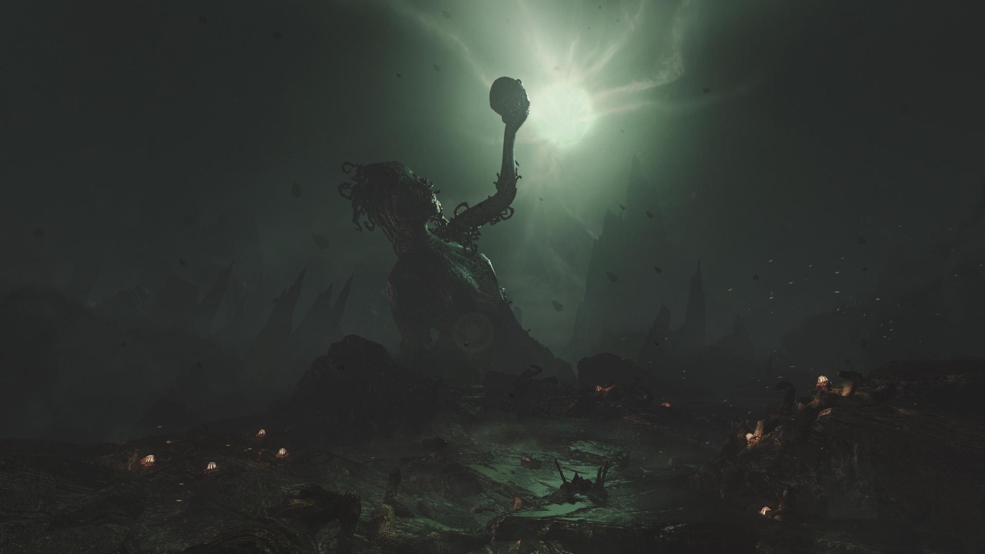 DarkWorld - О чем Amnesia: Rebirth?