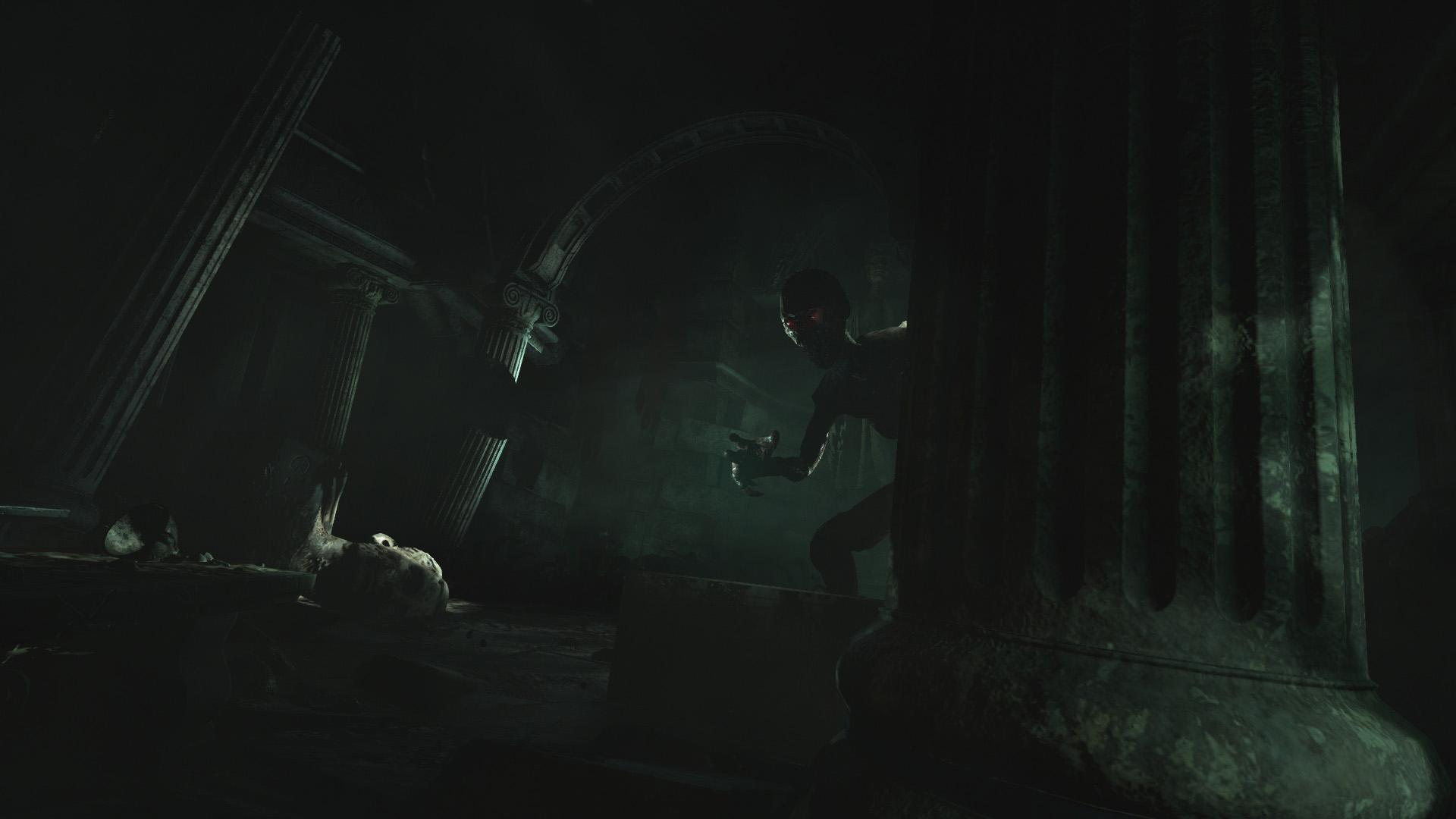 Ghoul - О чем Amnesia: Rebirth?