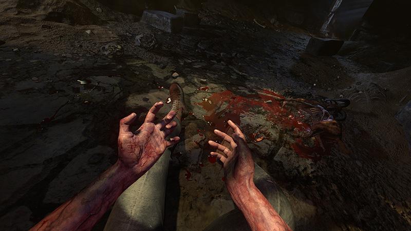 Amnesia: Rebirth-gameplay